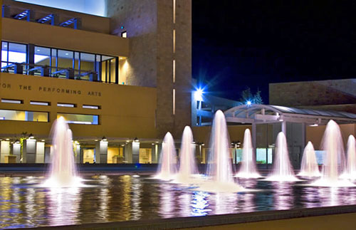 The Civic Arts Plaza Is Realization Of A 20 Year Dream By Thousand Oaks Citizens To Provide Facility House Quality Cultural Activities