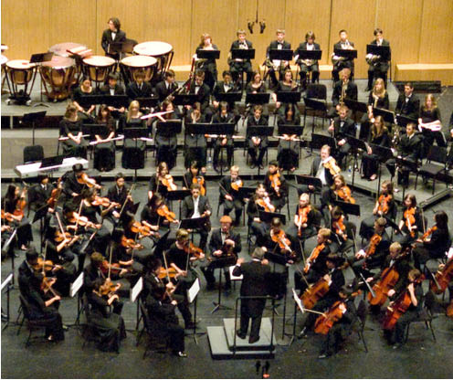 Conejo Valley Youth Orchestra - Pillars