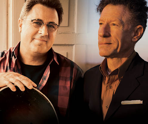 Vince Gill & Lyle Lovett - Songs and Stories Tour