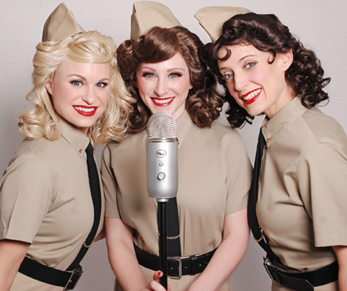 A Salute to Swing Starring the Swing Dolls