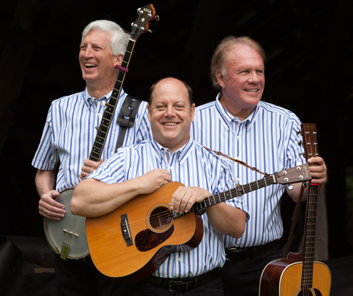 The Folk Reunion with The Kingston Trio & John Sebastian