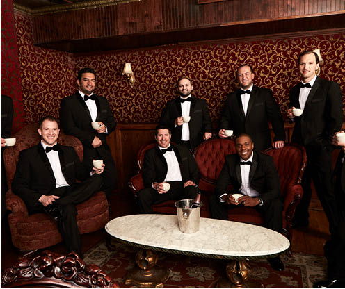 Straight No Chaser - The Speakeasy Tour