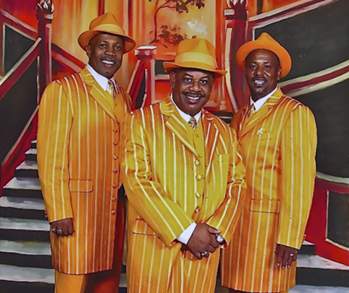 A Tribute to The Coasters - The Platters - The Drifters