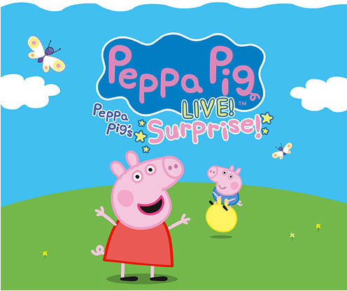 Peppa Pig's Surprise Live!