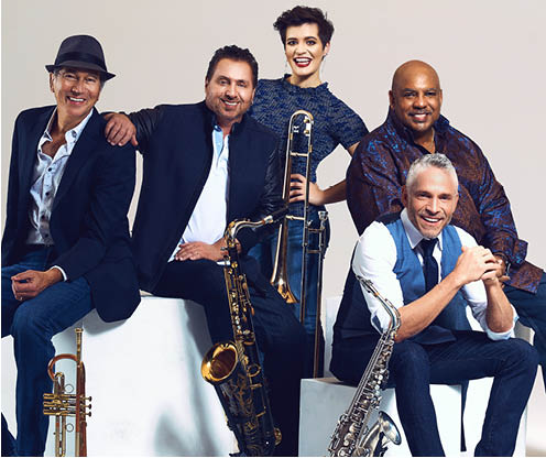 Dave Koz and Friends Summer Horns Tour