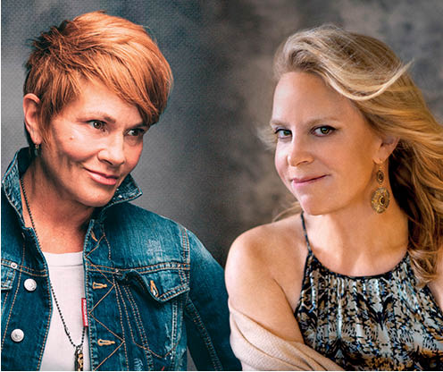 Mary Chapin Carpenter & Shawn Colvin Together on Stage!