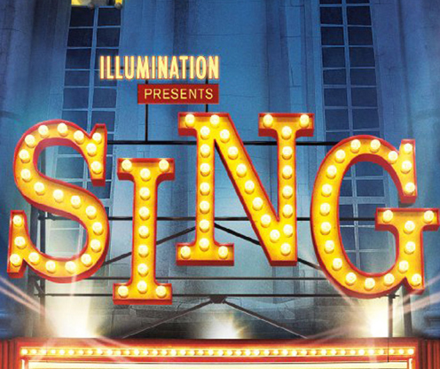 Movie Night with a Showing of SING