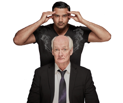 Colin Mochrie presents Hyprov: Improv Under Hypnosis feat. Asad Mecci