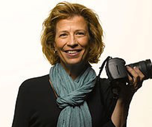 Nat Geo Live - Annie Griffiths: Photography Without Borders (NEW DATE)